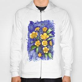 Marsh Marigolds Hoody