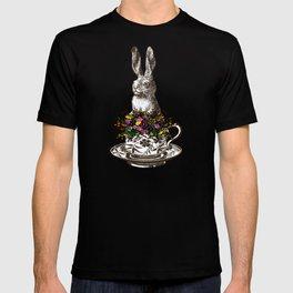 Rabbit in a Teacup T-shirt
