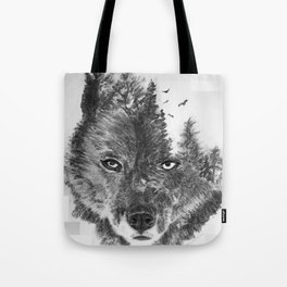 The Wild and the Wilderness II Tote Bag