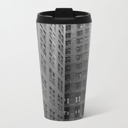 Colorblock Metal Travel Mug
