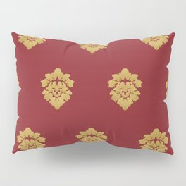 Free Marches (Red) Pillow Sham