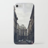 milan iPhone & iPod Cases featuring Milan by BMaw