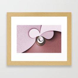 5C Framed Art Print