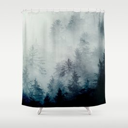 The hollows in fall Shower Curtain