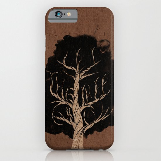 Let The Tree Grow iPhone & iPod Case