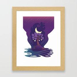 Stellar Chronos Framed Art Print