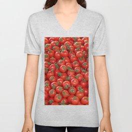 tomatoes Unisex V-Neck