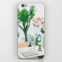 Junglow #illustration #decor iPhone Skin