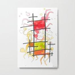 No. 4: Diarra Metal Print