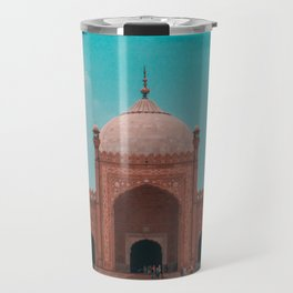 The Badshahi Mosque, Lahore, Pakistan Travel Mug