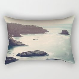 Ocean Motion Rectangular Pillow