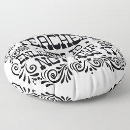 Teacher Floor Pillow