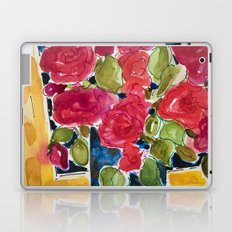 For the roses Laptop & iPad Skin