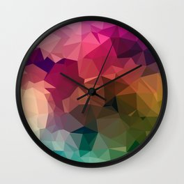 PASTELS 01. Wall Clock