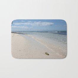 Caribbean Paradise Beach Bath Mat