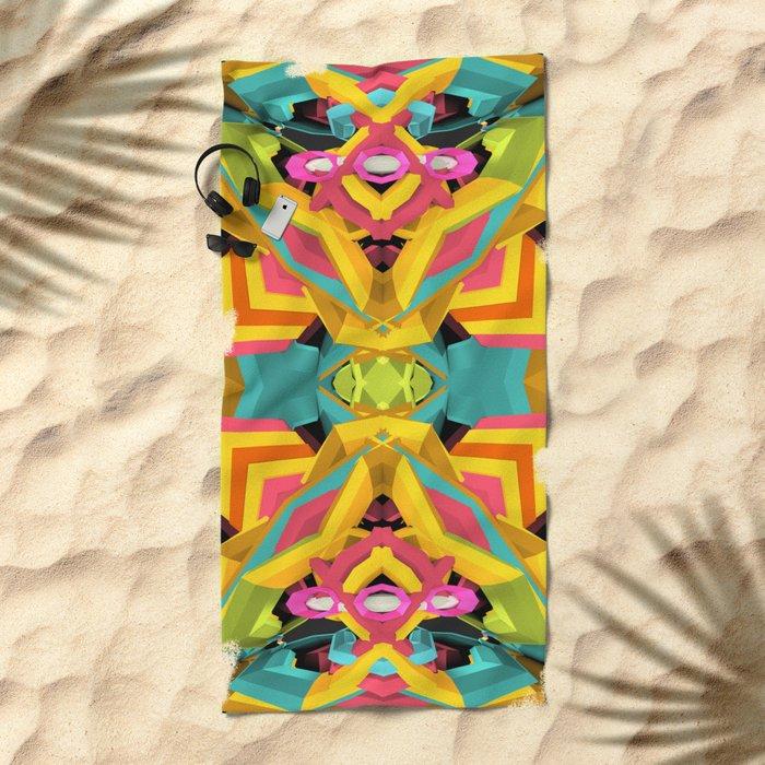 Bugzeyzz Beach Towel