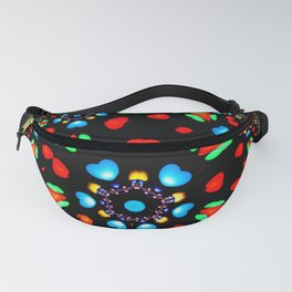 Orbs 0005 Fanny Pack