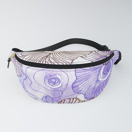 Sweet Lilac Fanny Pack