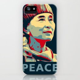 THE FIGHTER! iPhone Case