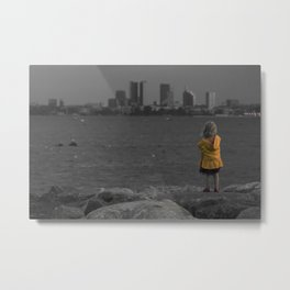 world citizen Metal Print