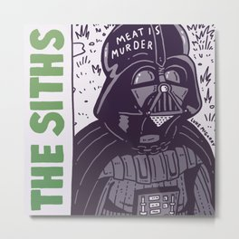 The Siths Metal Print