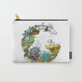 Ghibli Tribute Carry-All Pouch