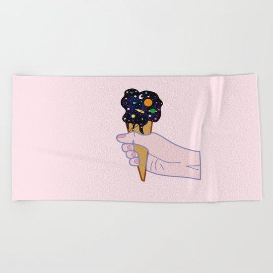 Universe flavour Beach Towel