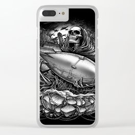 Winya No. 97 Clear iPhone Case