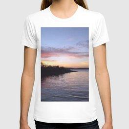 Sunset on Kentucky Lake T-shirt