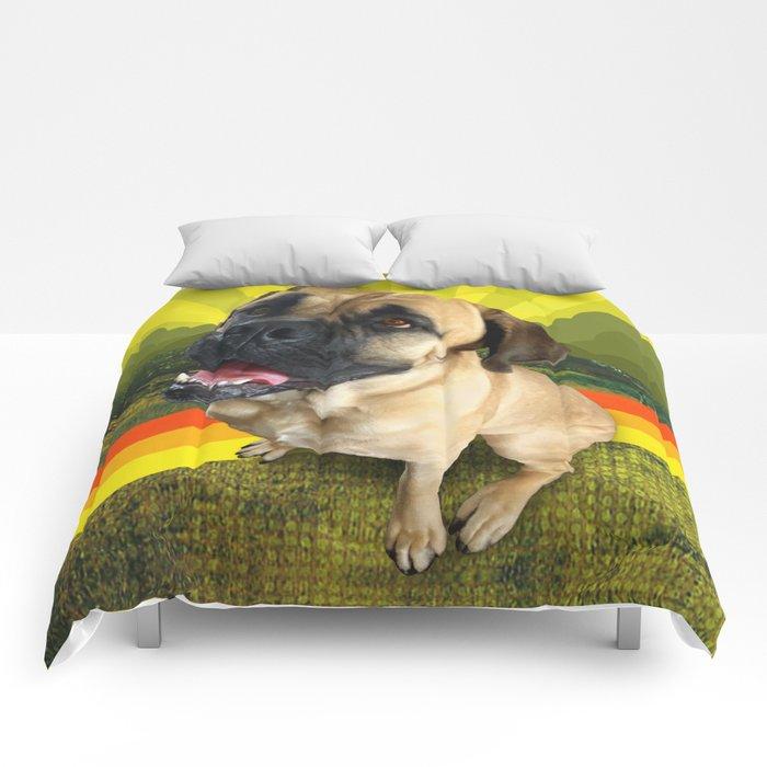HANDSOME land Comforters