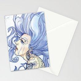 The Coalescence of an Evanescent Miasma Stationery Cards