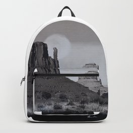 Monument Valley #3 Backpack