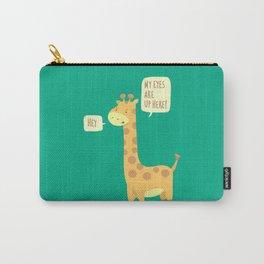 Giraffe problems! Carry-All Pouch