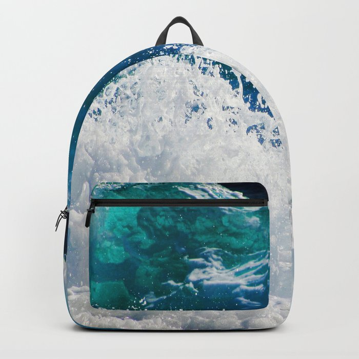 Crazy Sea Backpack