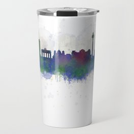 Berlin City Skyline HQ3 Travel Mug