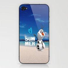 Love summer iPhone & iPod Skin