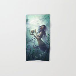 Fire and Water Hand & Bath Towel