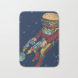 The End is Fry! Bath Mat