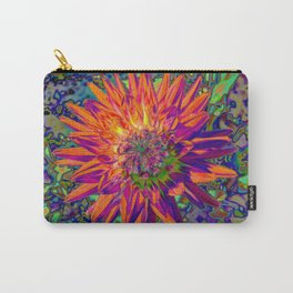 "Extreme Dahlia ""Weston Spanish Dancer"" Carry-All Pouch"