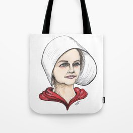 Handmaid Tote Bag