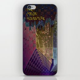 The Color Adventure in The Mistic Areas iPhone Skin