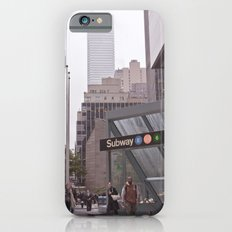 lost down-town... iPhone 6 Slim Case