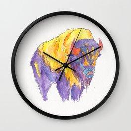 Technibison Wall Clock