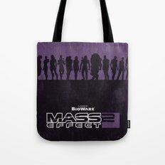 Mass Effect 2 Tote Bag