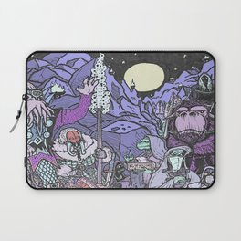 Spawn of Cthullu  Laptop Sleeve