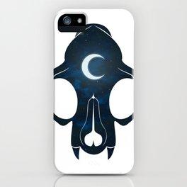 Night Skull iPhone Case
