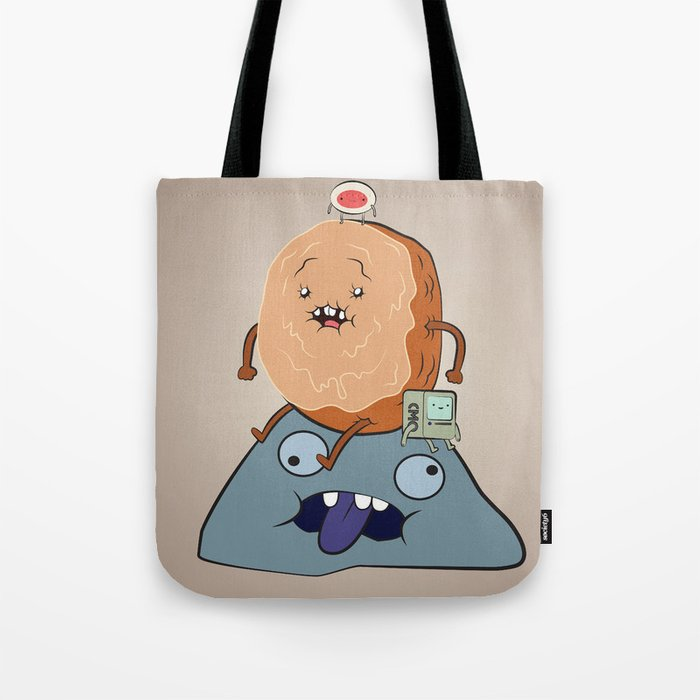 AT - Quiet Time  Tote Bag