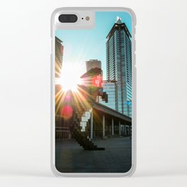 Downtown Vancouver Beauty Clear iPhone Case