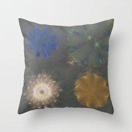 Pajama Constitution Flower  ID:16165-101448-73620 Throw Pillow