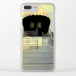 Above And Beyond Clear iPhone Case